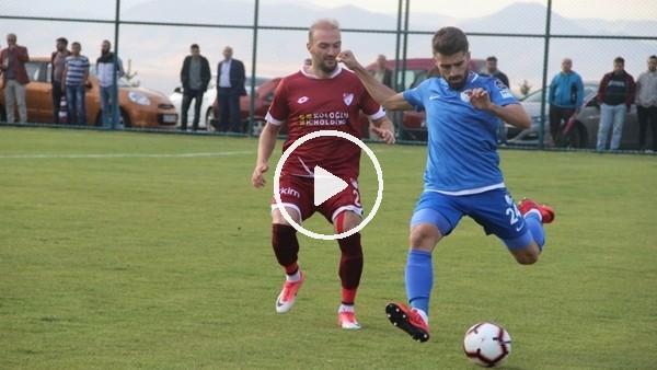 'Erzurumspor hazırlık maçında Elazığspor'u yendi