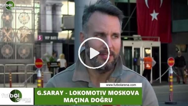 FutbolArena TV'de Galatasaray - Lokomotiv Moskova maçı öncesi değerlendirmeler