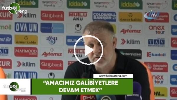 """'Mesut Bakkal: """"Amacımız galibiyetlere devam etmek"""""""