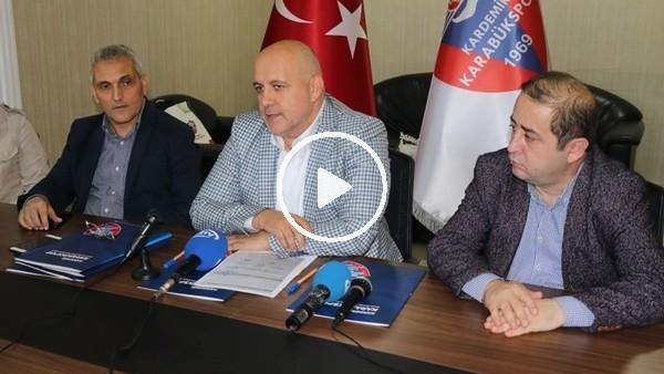 'Karabükspor'da olağanüstü genel kurul kararı iptal edildi