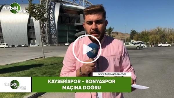 'Kayserispor - Konyaspor maçı öncesi son gelişmeleri Memduh Borazan aktardı