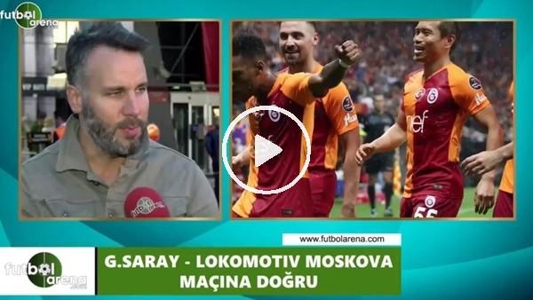 """'Memed Toygar: """"Galatasaray için iyi başlangıç yapmak önemli"""""""