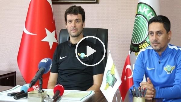 """'Cihat Arslan: """"Galatasaray maçı ile gitmiştim Galatasaray maçı ile geri geldim"""""""