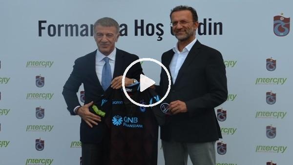 'Trabzonspor, Intercity firması ile 3 yıllık anlaşma imzaladı