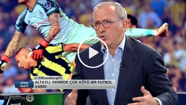 """'Fatih Altaylı: """"Kulüp başkanlığı ağlama makamı değildir"""""""