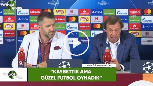 """'Yuri Semin: """"Kaybettik ama güzel futbol oynadık"""""""