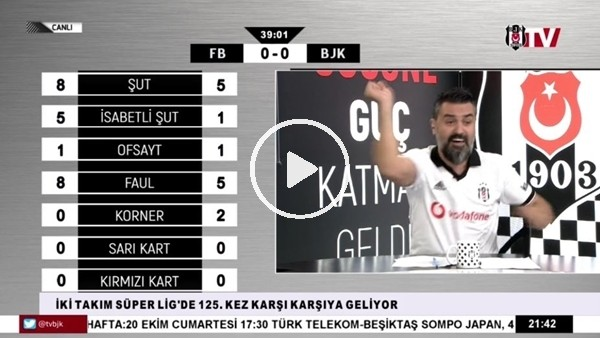 'Ryan Babel'in golünde BJK TV!