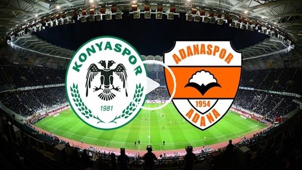 'Konyaspor ile Adanaspor golsüz berabere kaldı
