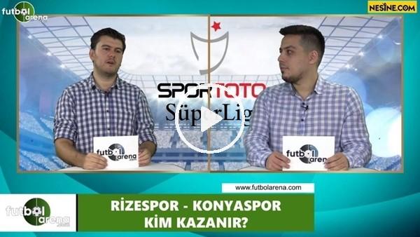 'Çaykur Rizespor - Konyaspor maçını kim kazanır?