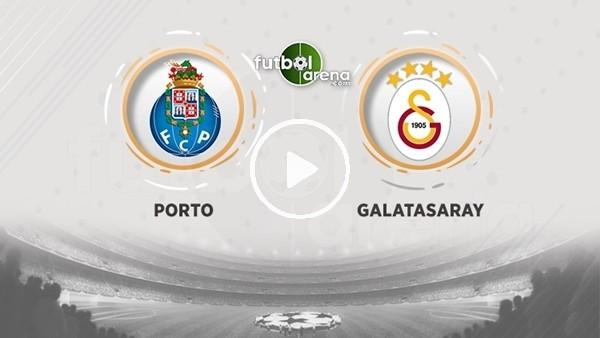 'FutbolArena TV'de Porto - Galatasaray maçı sonrası değerlendirmeler