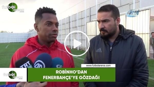 'Robinho'dan Fenerbahçe'ye gözdağı