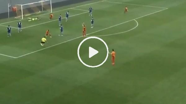 Atalay Babacan'ın Schalke U19 Takımına attığı gol