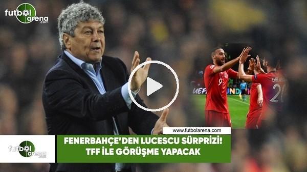 Fenerbahçe'den Lucescu sürprizi! TFF ile görüşme yapılacak...