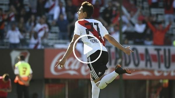 19 yaşındaki Cristian Ferreira'dan mükemmel gol