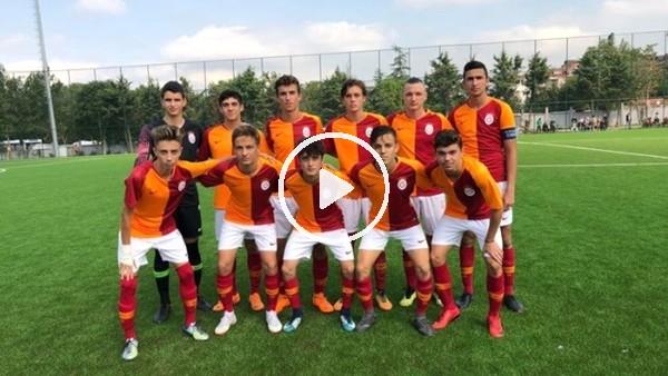'Galatasaray U19 Takımı, Porto ile berabere kaldı