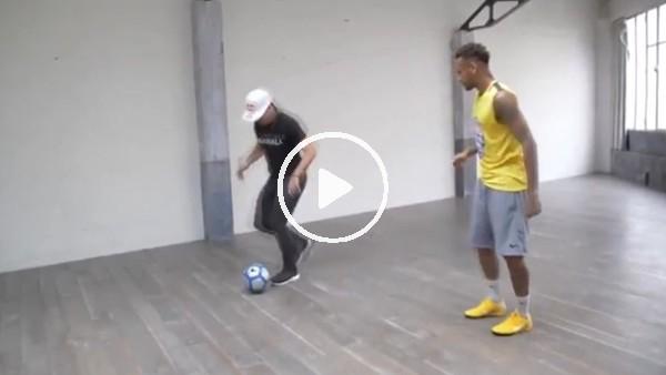 'Neymar klasını konuşturdu
