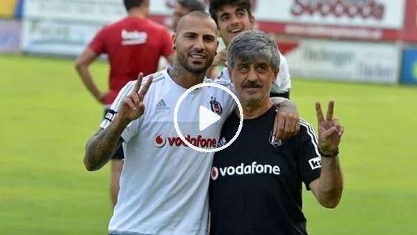 'Quaresma gollerini Süreyya Soner'e armağan etti
