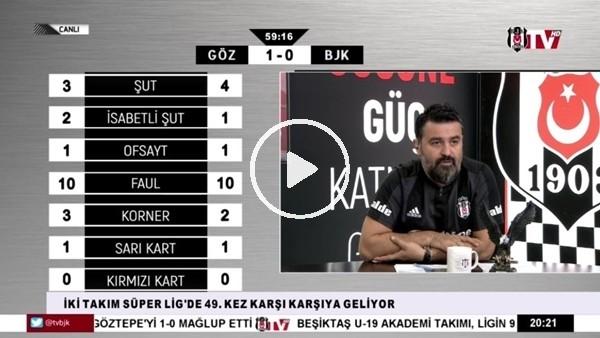 'Wallace'in golünde BJK TV spikerleri