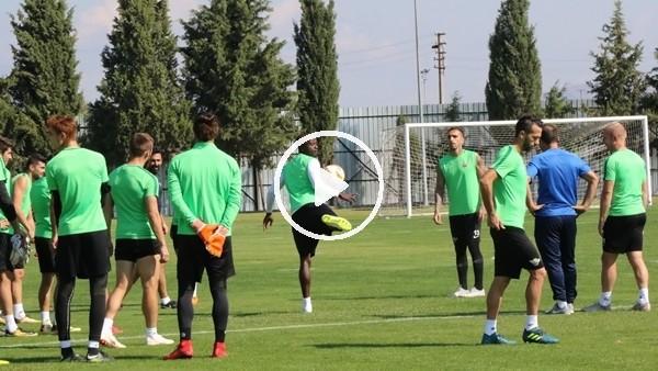 'Akhisarspor'da Standart Liege maçı hazırlıkları