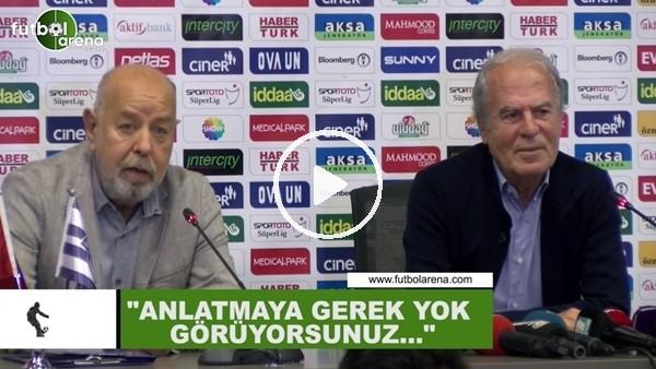 """'Kasımpaşa, Mustafa Denizli ile imzaladı! """"Anlatmaya gerek yok görüyorsunuz"""""""