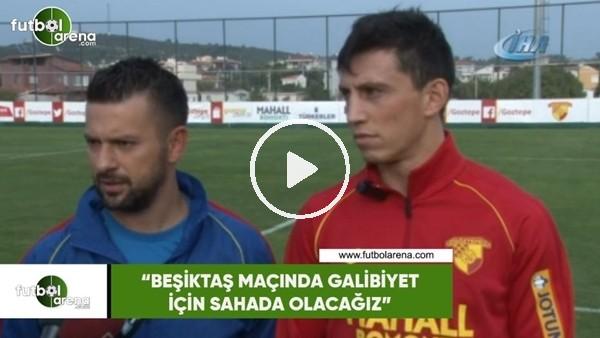 """'Andre Castro: """"Beşiktaş maçında galibiyet için sahada olacağız"""""""
