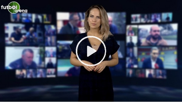 'FutbolArena haber turu (22 Ekim 2018)