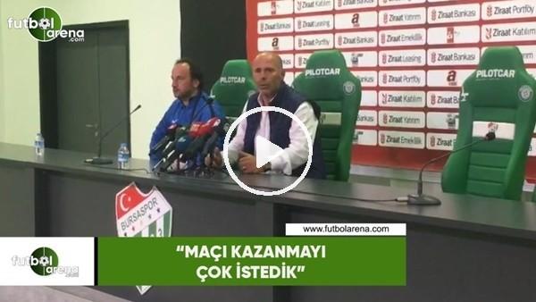 """Hamdi Zıvalıoğlu: """"Maçı kazanmayı çok istedik"""""""