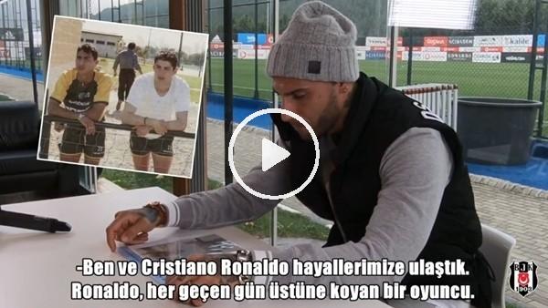 'Quaresma, Cristiano Ronaldo ile arkadaşlığını anlattı