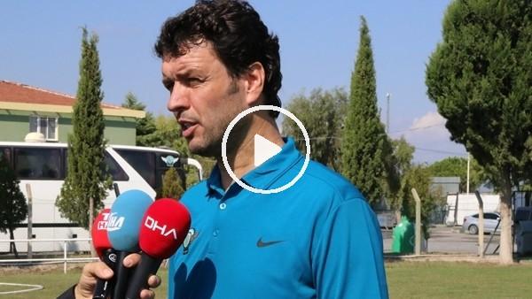 """Cihat Arslan: """"Hedefimiz galibiyet, ilkleri başarmak istiyoruz"""""""
