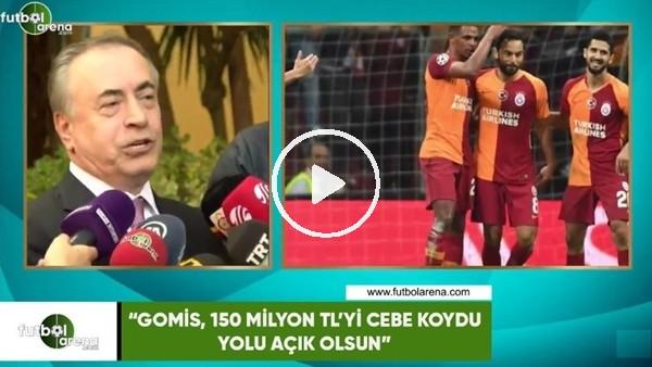 """'Mustafa Cengiz: """"Gomis, 150 Mlyon TL'yi cebe koydu. Yolu açık olsun"""""""