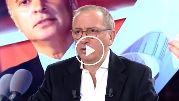"""'Fatih Altaylı: """"Fikret Orman, Dursun Özbek'in yoluna girdi"""""""