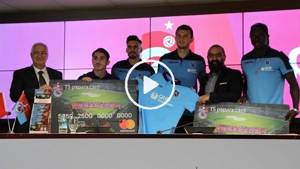 'Trabzonspor, dijital ödeme sistemi Papara ile güçlerini birleştirdi
