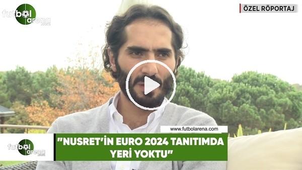 """'Hamit Altıntop: """"Nusret'in EURO 2024 tanıtımında yeri yoktu"""""""