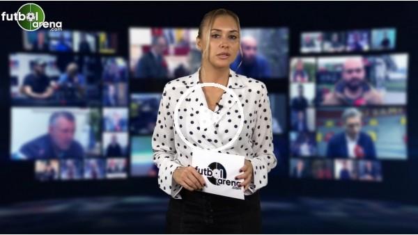 'FutbolArena akşam haberleri turu (18 Ekim 2018)