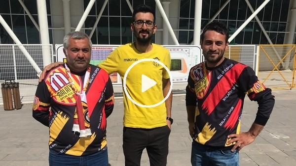 'Yeni Malatyaspor - Sivasspor maçına doğru
