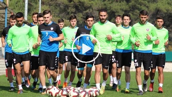 'Karabükspor'da Altay maçı hazırlıkları