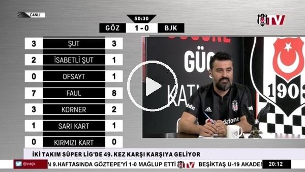 ' Jerome'nin golünde BJK TV spikerleri
