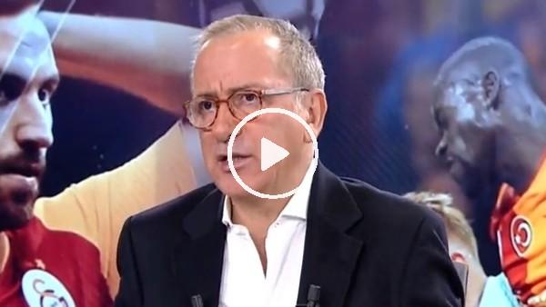 """'Fatih Altaylı: """"Galatasaraylı oyuncularda düşüş var"""""""
