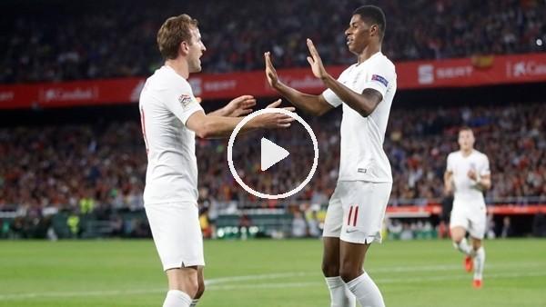 'İspanya 2-3 İngiltere (Maç özeti ve golleri)