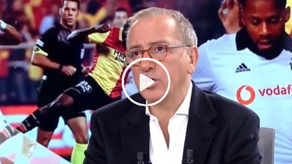 """'Fatih Altaylı: """"Şenol Güneş kafasında Beşiktaş'ı bitirmiş"""""""
