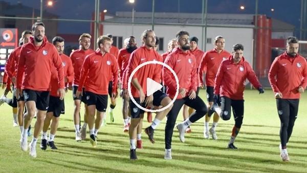 'Erzurumspor'da Trabzonspor maçı hazırlıkları