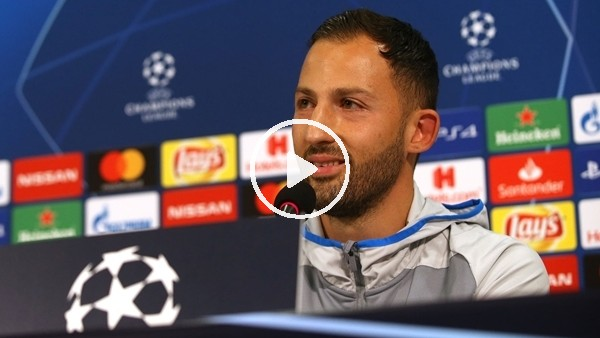 Schalke Teknik Direktörü Domenico Tedesco, Galatasaray maçı öncesi konuştu