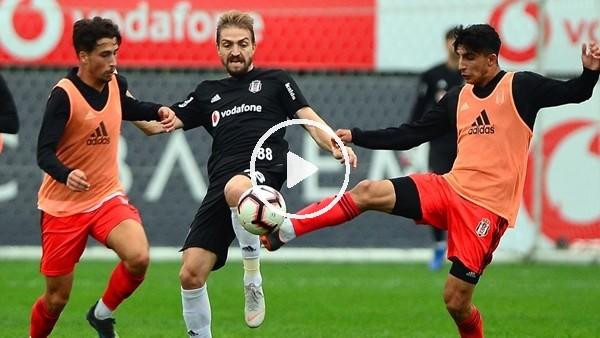 'Beşiktaş, U21 takımı ile hazırlık maçı yaptı