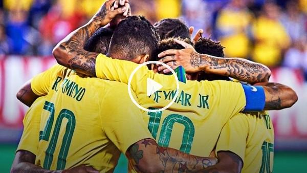 'Brezilya, Arjantin'i uzatmalarda yıktı