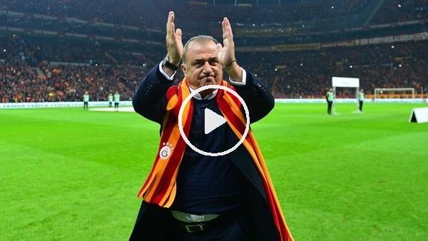 'Galatasaray taraftarı, Fatih Terim'i tribüne çağırdı