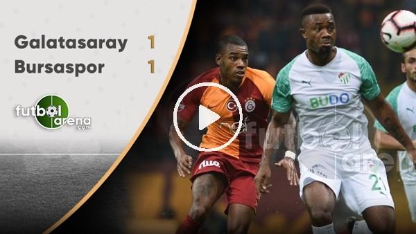 'FutbolArena TV'de Galatasaray - Bursaspor maçı sonrası değerlendirmeler