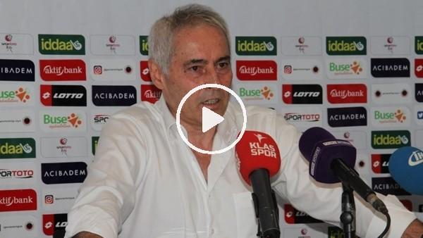 """'Coşkun Demirbakan: """"Rakamlarla futbol oynanmaz, bilimi ilk kullanan hocayım Türkiye'de"""""""