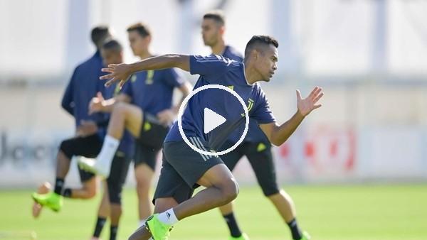 'Juventus, Manchester United maçına hazırlanıyor