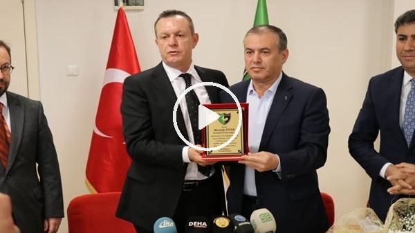 'Denizlispor'da Ali Çetin dönemi