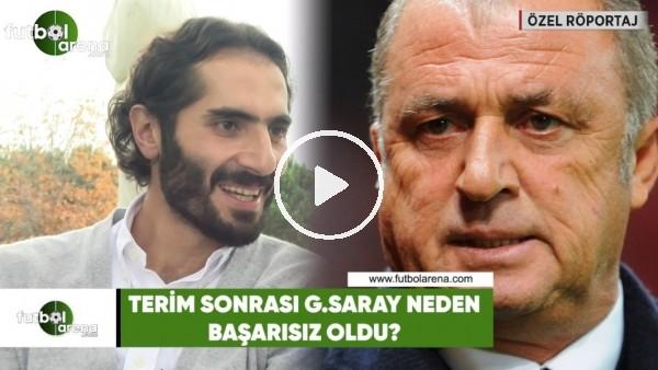'FatihTerim sonrası Galatasaray neden başarısız oldu?